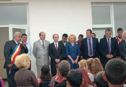 Inaugurare școală Vitanești – mai 2013