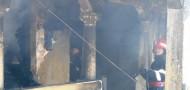 Primaria Vitanesti – interventie SVSU incendiu 6