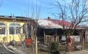 Primaria Vitanesti – interventie SVSU incendiu 9